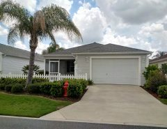 2 Bedroom/2 Bath Patio Villa For Rent The Villages Florida