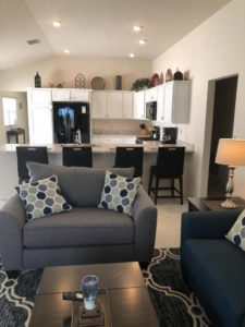 2018 Fully Furnished 2/2 Patio Villa in Village of DeSoto The Villages Florida