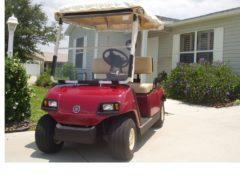 Ranch-2B/2BA, WiFi,Cart, Corner Lot, Privacy The Villages Florida