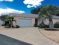 Courtyard Villa for Rent The Villages Florida