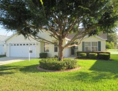 SOLD Golf View 3/2 Designer FSBO, Village of Belle Aire The Villages Florida
