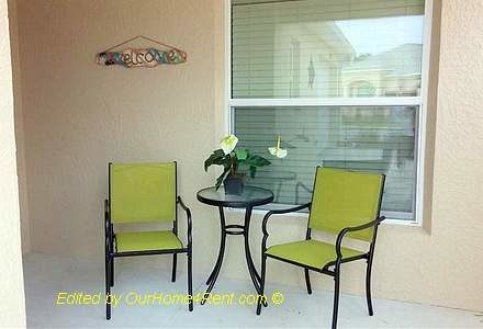 TURN-KEY,  FURNISHED FOR SALE BY OWNER COURTYARD VILLA The Villages Florida