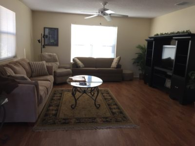 Patio Villa for rent starting May 2021 The Villages Florida