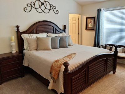 January and February 2019, 3 Bedroom Rental in Charlotte The Villages Florida