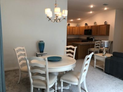Brand New 2 bed/2 bath Villa in Fenney/Desoto AVAILABLE 2020 The Villages Florida