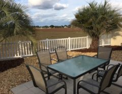 Courtyard Villa with a View – Available April 2020 The Villages Florida