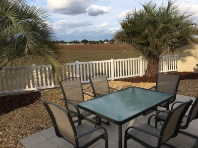 Courtyard Villa with a View – Available April 2020 – December 2020 (Monthly) The Villages Florida