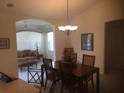 2/2 Designer Home rental The Villages Florida