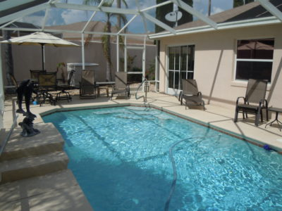 Courtyard Villa 2BR/2BTH with pool for rent The Villages Florida