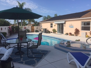 PARADISE FOUND!  Private Pool—5 mins to TWO Town Squares! The Villages Florida