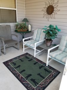 Patio Villa in Lynnhaven Fully Furnished w/Golf cart The Villages Florida