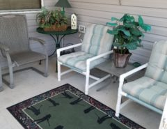 Long Term Rental Patio Villa in Lynnhaven The Villages Florida