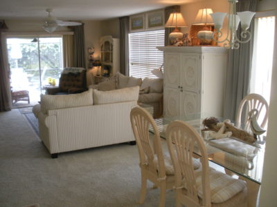BELVEDERE~Designer Block & Stucco Private Villa YEARLY/MONTHLY /weekly Rental The Villages Florida