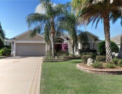 Beautiful Designer Home for Long Term Rental in Mallory Square !! The Villages Florida