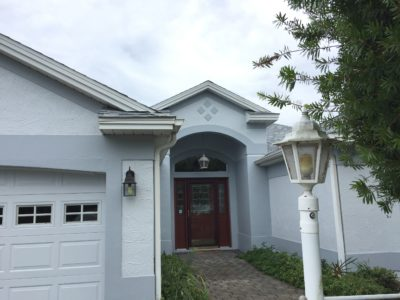 3 BR/2 Bath Designer Home with Pond View Privacy and Golf Cart! Available for November 2019! The Villages Florida