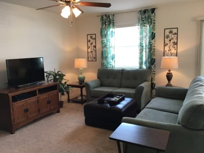 Hillsborough 2/2 Villa: April 16-Dec. 31 The Villages Florida