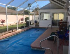 Price Reduced $1950 April 1st  Home for Rent Private Pool and Backyard  in the Village of Rio Ranchero The Villages Florida