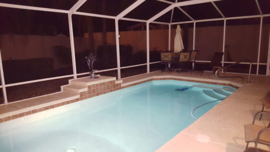 Courtyard Villa 2BR/2BTH with pool for rent Aug – Dec 2019, April – Dec 2020 The Villages Florida