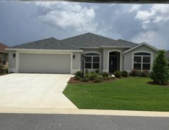 Annual Rental: Designer Home, 3BR, 2BA, Golf View The Villages Florida