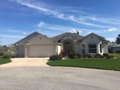 Bradford (Lantana) on Glenview golf course – Open house Sat-Sun, 1-4 The Villages Florida