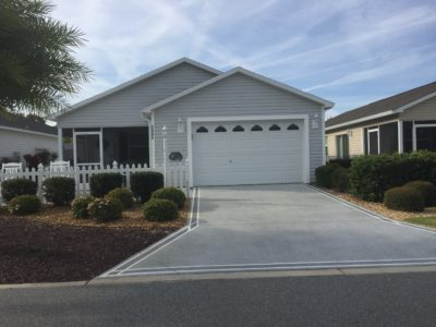 Patio Villa for Rent 2/2 June-Dec. 2019 The Villages Florida
