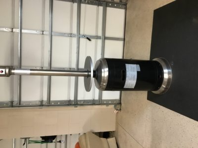 Outdoor propane heater with tank The Villages Florida