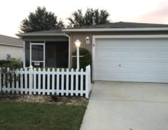 Patio Villa. Colony 2/2. In the Village of Caroline The Villages Florida