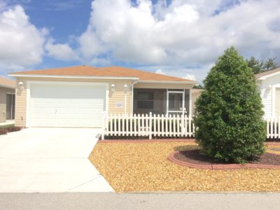 Very nice patio villa for rent! The Villages Florida