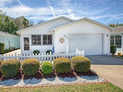 2/2 Colony Patio Villa For Rent The Villages Florida