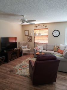 PATIO VILLA SEASONAL RENTAL – VILLAGE OF ALHAMBRA The Villages Florida
