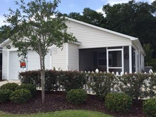 Patio Villa: Village of Collier The Villages Florida