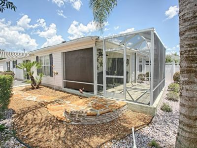 3/2 Courtyard Villa The Villages Florida