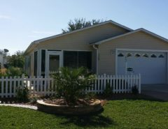 FURNISHED PATIO VILLA NEAR LSL FOR LONG TERM RENTAL The Villages Florida