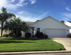 BEAUTIFUL GOLF FRONT 3/2 WISTERIA DESIGNER HOME The Villages Florida