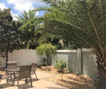 Stucco Courtyard Villa The Villages Florida
