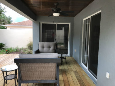 Stunning, updated 2 Bed/1 Bath Courtyard Villa in a popular location. The Villages Florida