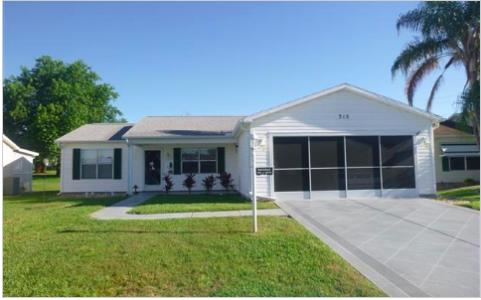 Luxury Cottage 2/2 Rental The Villages Florida