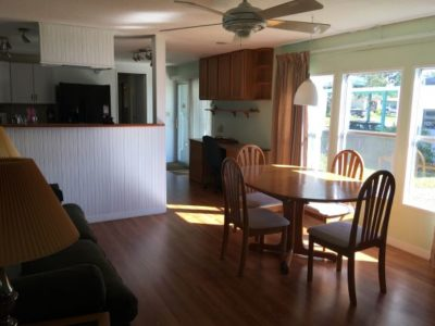 PENDING Lake Front Long-term Rent Manufactured Home The Villages Florida