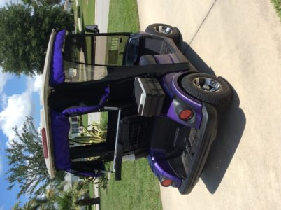 2013 Yamaha Golf Cart. Village Discount Golf Reconditioned very little use in like new condition. Where are all of the Baltimore Ravens fans. The Villages Florida