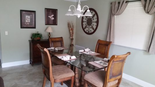 2/2 PATIO VILLA –   VILLAGE OF MALLORY – AVAILABLE / FALL SPECIAL The Villages Florida