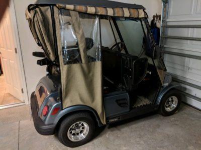 October – November 2019  Rental with Golf Cart The Villages Florida