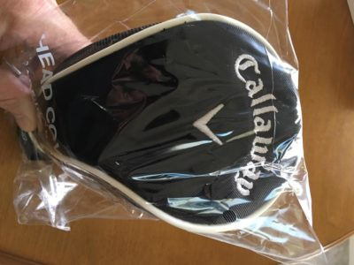 Callaway Fairway Wood Head Cover (New in Package) The Villages Florida