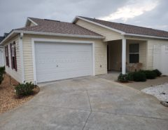 2/2 Courtyard Villa Long Term Rental The Villages Florida