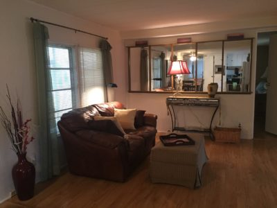 Manufactured Home fully furnished available rent full time The Villages Florida