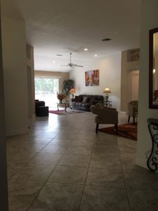 OPEN HOUSE sat/sun June 15,16 from 11 to 4pm 3/2 VERA CRUZ views on the Mira Mesa golf course The Villages Florida