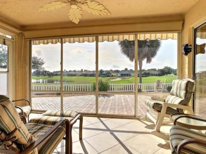Largo Golf/Water View for Rent The Villages Florida