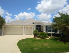 "Lovely 3 Bedroom, 2 Bath ""Sunflower 5"" Model in The Village of Dunedin – Turnkey Annual Lease The Villages Florida"