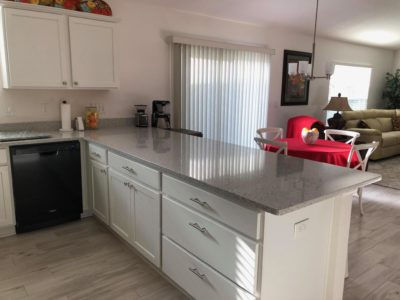 For Rent – New Waterfron Home – Open Availability The Villages Florida