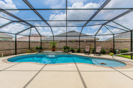 COURTYARD VILLA WITH LARGE POOL AND EXTRA PARKING The Villages Florida
