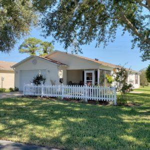 PATIO VILLA SEASONAL RENTAL – VILLAGE OF ALHAMBRA The Villages Florida
